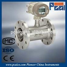 Cheap Digital Industrial LWGY Liquid Turbine Water Flow Meters