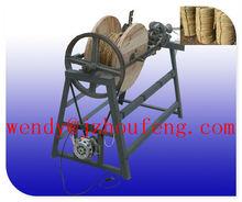 straw rope spinning and straw rope making machine(0086-13782789572)
