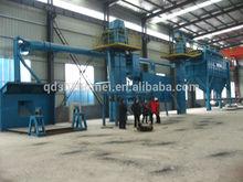 metal casting Resin sand molding plant