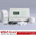 Alarme gsm security sistem telefonos celulares alert 007M2E