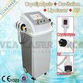 el más reciente 2014 ultrasonido liposucción cavitación grasa equipo de congelación