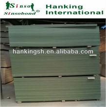 Waterproof Partion Wall Drywall/Gypsum Board for False Wall