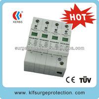 380V/40KA three phase surge protection /lighting arrestor(no remote signal)