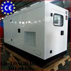 Technology Stamdford Alternator 50KVA Silent Diesel Generator 4BTA