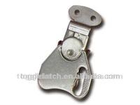 butterfly shape toggle latch lock with lock eye/ twist latch