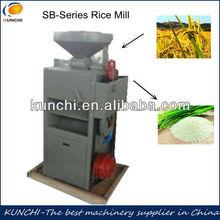 Yüksek kalite küçük pirinç değirmeni Bitki/çeltikhaneler makinası/pirinç değirmen makineleri