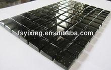 MU41 Crystal mosaic glass tiles tabletop decor wall tile