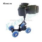 Kernel 4 Wheel Desktop Camera Rail Track Slider Table Dolly Car