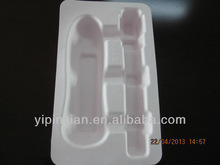2014 Popular Eco-friendly Packing Inner Molded Arts and Crafts Tray