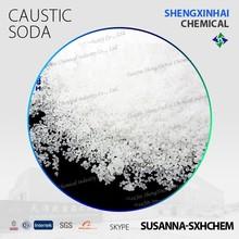 Manufacturer Caustic Soda Pearls/Sodium Hydroxide/NaOH 99%min Industrial Grade Making Soap