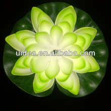 Artificial flower/Artificial plant--Decorative artificial lotus flower