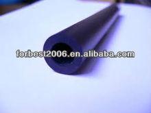 Black epdm tube rubber tube hose in high quality