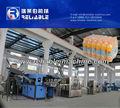 Estrutura compacta automática suco de engarrafamento máquina/linha