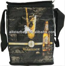 AS-IB052401 outdoor cooler bag thermal lined cooler bag beer can cooler bag