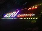 Popular full color aluminium alloy LED light box.