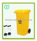 100L Grey Waste bin Waste can