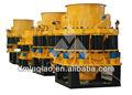 China melhor série cone crusher hidráulico máquinas de fabricação certificado pela ce iso9001:2008 gost
