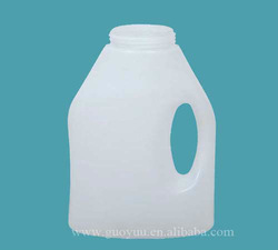 2L plastic liquid detergent bottle/Laundry container with lid