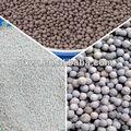 De cerámica filtros de arena, procelain de grano filtro, filtro de los medios de comunicación para la purificación del agua