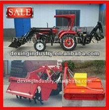 Small Garden Tractor Loader