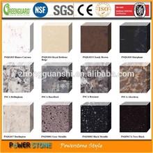 2014 Hot Selling Cambria Colors Artificial Quartz Stone