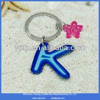 Latest Souvenir custom clear plastic acrylic laser key ring wholesale