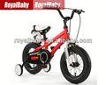 royalbaby bmx freestyle baratos crianças moto bicicleta das crianças com quadros de aço e watter garrafa