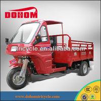 DOHOM 200CC semi-cabin cargo 3 wheel motorcycle