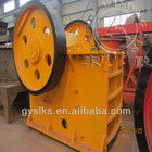 Iron ore jaw crusher used in iron separation process