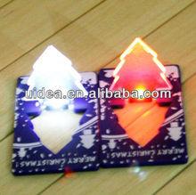 Christmas Mini Pocket LED Card Light