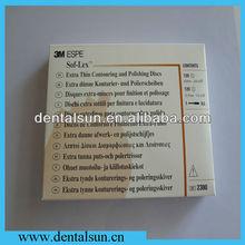 3M ESPE contouring and polishing kit 3M sof-lex dental polishing dics kit