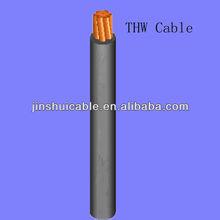 2AWG 4AWG 6AWG 8AWG 10AWG 12AWG 14AWG THW Cable