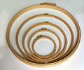 madera aro de bordado