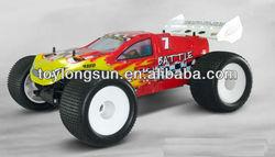 4WD HSP 20CXP 1/8th Scale Nitro Off Road Truggy 2.4G RC Car