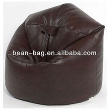 Classic Kids Faux Leather Beanbag sofa