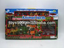 Cheap DIY Happy Animal Farm Toys Play Set STP-225577