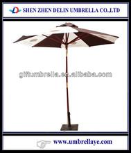high quality patio umbrella with logo