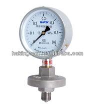 Hygienic diaphragm pressure gauge Hygiene style