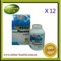 12 x cordeiro placenta softgels, produtosdebeleza, benefício para as mulheres