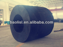 High Strength Large Size Cylindrical Rubber from China