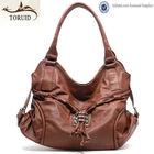 Beautiful lady designer trendy top sales handbags manufactured goods