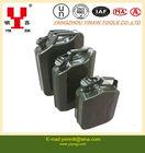 5l 10l 20l portable metal gas can