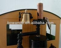 wuhu brass model train G scale live steam FALK