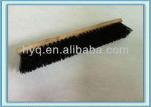 wooden floor cleaning brush
