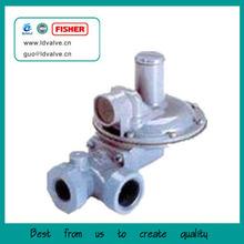 adjustable gas pressure regulator