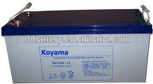 12V200AH Storage Battery Sealed lead acid battery battery -NP200-12-12V200AH