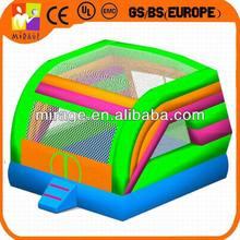 mini Inflatable playground castle combo zone