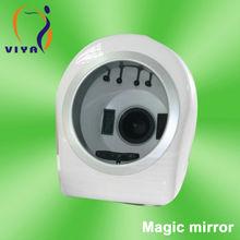 VY-M01 Intelligent HD magic mirror skin scanner analyzer test
