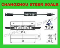 PV-SC0903 TUV 1000VDC 8.5A Junction box with cables and MC4 connection for PV solar module panel