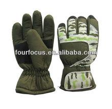 Thermal sports glove ski glove